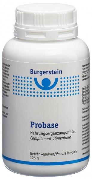 BURGERSTEIN Probase Getränkepulver Ds 125 g