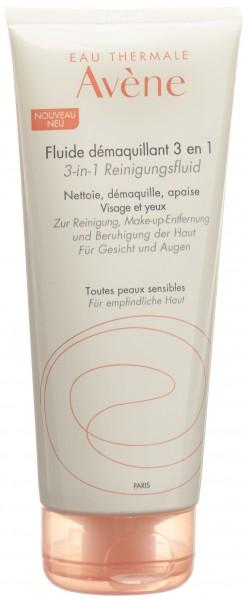 AVENE 3-in-1 Reinigungsfluid 200 ml