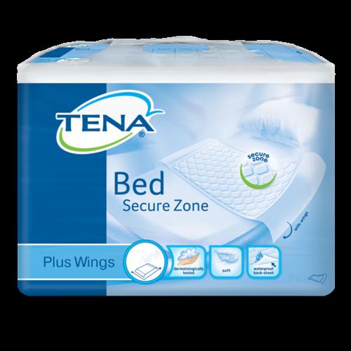 Tena Bed Plus Wings Unterlagen 80x180cm à 20 Stk.