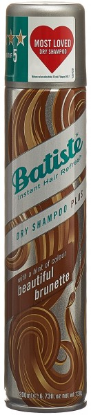 BATISTE Medium&Brunette Trockenshampoo 200 ml