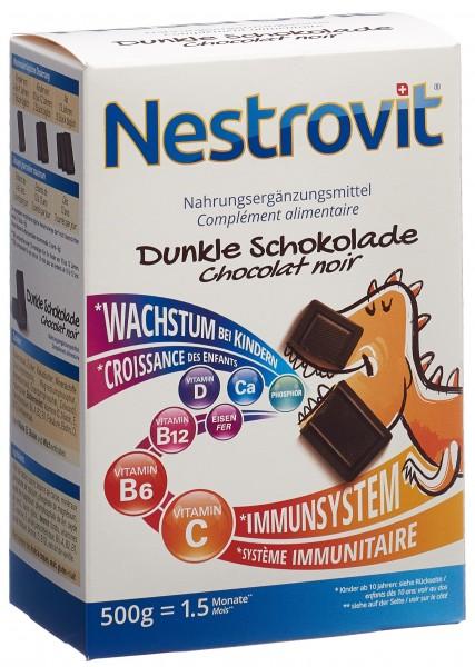 NESTROVIT Dunkle Schokolade NEW 500 g