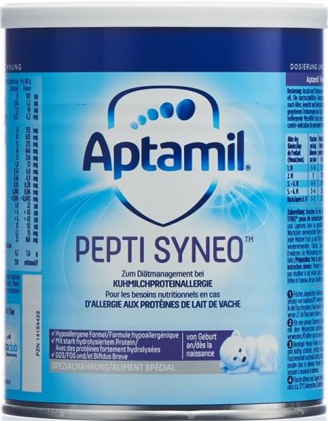 Milupa Aptamil Pepti Syneo Ds 400 g