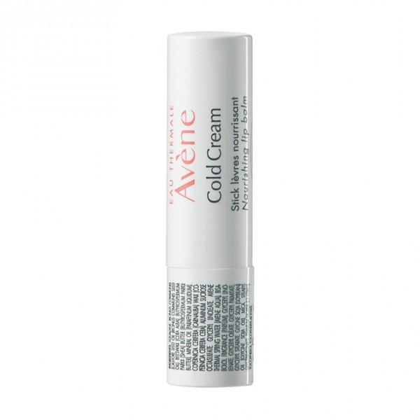AVENE Cold Cream Lippenstift reichhaltig GFD 4 g