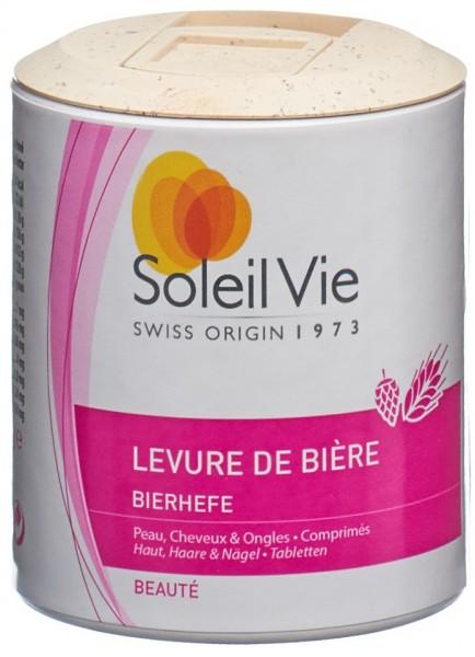 SOLEIL VIE Bierhefe Tabl 100 % 240 Stk
