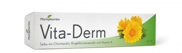 PHYTOPHARMA Vita-Derm Salbe Tb 50 ml