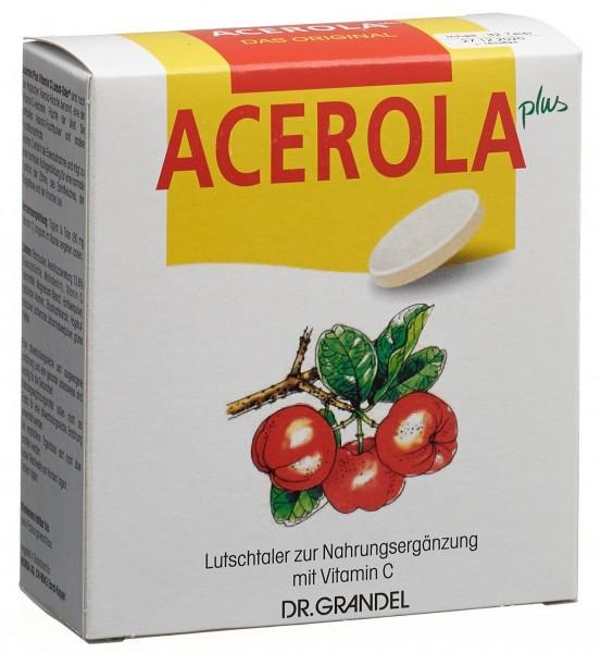 DR GRANDEL Acerola Plus Lutschtaler Vit C 32 Stk