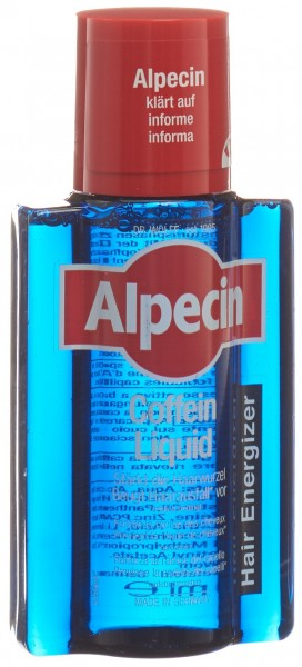 ALPECIN Hair Energizer Liquid Tonikum 200 ml