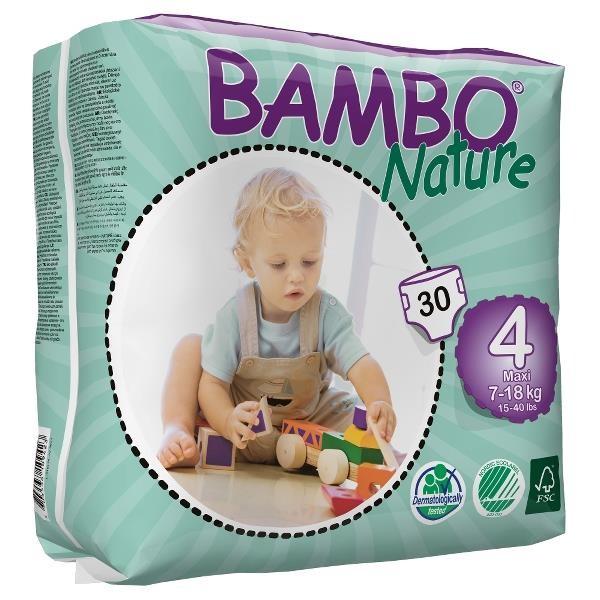 ABENA Bambo Nature Maxi 7-18kg à 30 Stk. (310134)