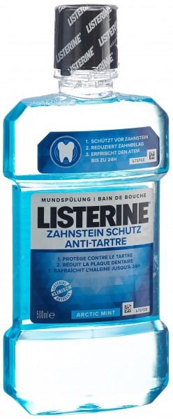 LISTERINE Mundspülung Zahnsteinschutz 500 ml