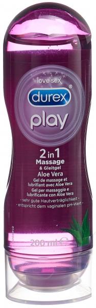 DUREX Play Massage und Gleitgel 2 in 1 200 ml