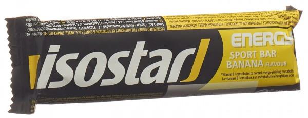 ISOSTAR Energy Riegel Banane 40 g