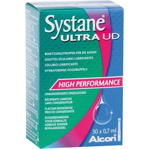Systane Ultra UD Benetzungstropfen 30 x 0.7 ml