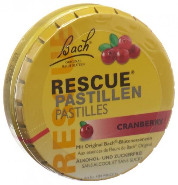RESCUE Pastillen Cranberry 50 g
