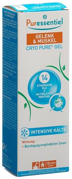 PURESSENTIEL Gel Cryo Pure Tb 80 ml