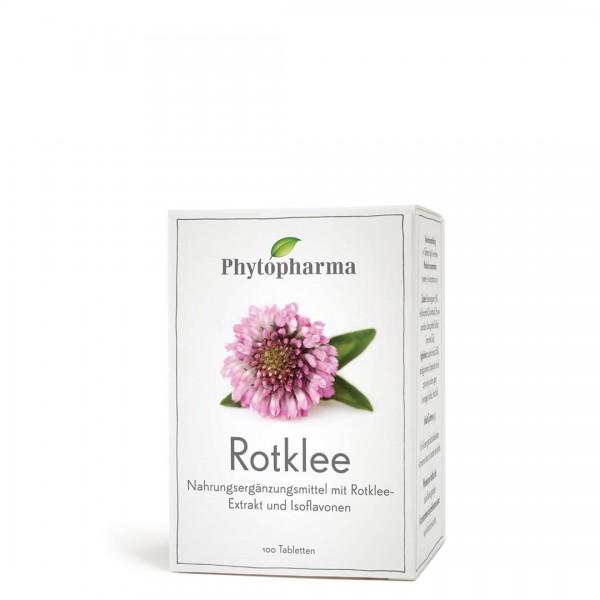 PHYTOPHARMA Rotklee Tabl 250 mg Ds 100 Stk