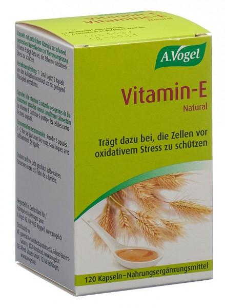 VOGEL Vitamin-E Kaps 120 Stk