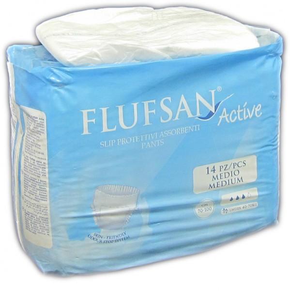 Flufsan active Adult Pants medium à 14 Stk.