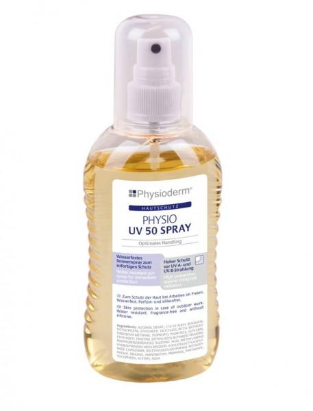 PHYSIODERM UV 50 Spr 200 ml