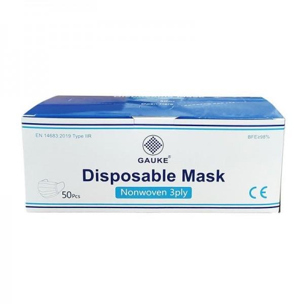 Atemschutzmasken Gauke Typ IIR à 50 Stk.