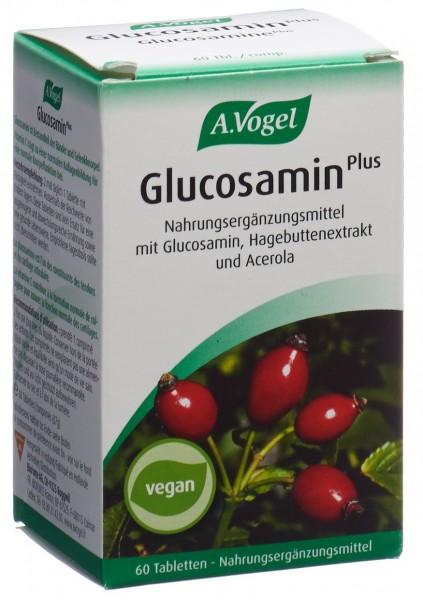 VOGEL Glucosamin Plus Tabl m Hagebuttenext 60 Stk