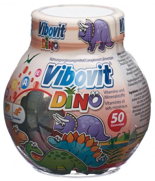 VIBOVIT Dino Fruchtgummis Ds 50 Stk