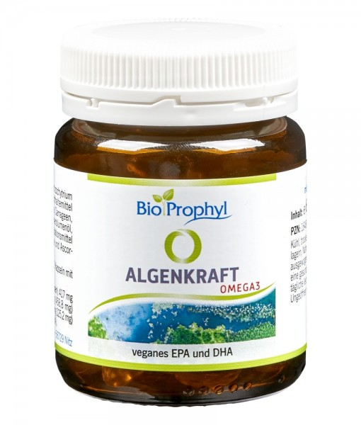 BIOPROPHYL Algenkraft Omega3