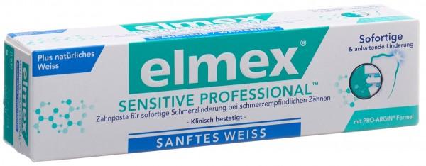 ELMEX Sensitive Professional Zahnp sanft wei 75 ml