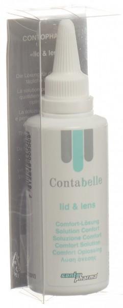 CONTABELLE Comfort lid & lens 50 ml