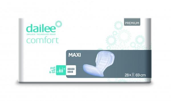 Dailee Comfort Premium Maxi L à 28 Stk.
