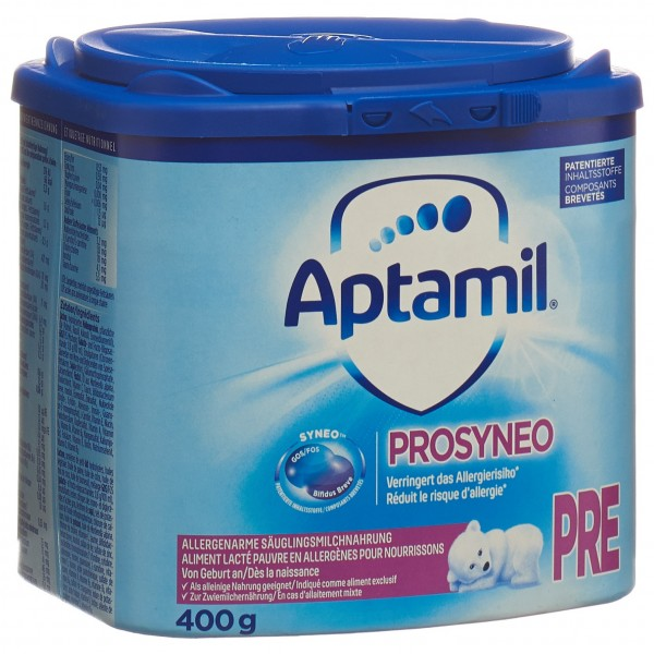 MILUPA Aptamil Prosyneo Pre EaZypack 400 g