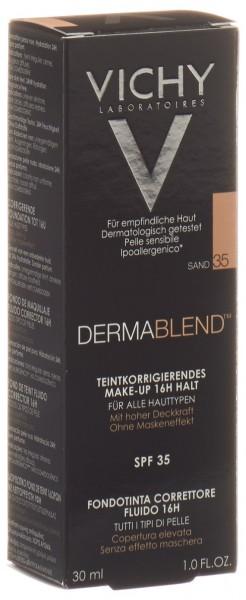 VICHY Dermablend Korrektur Make Up 35 sand 30 ml