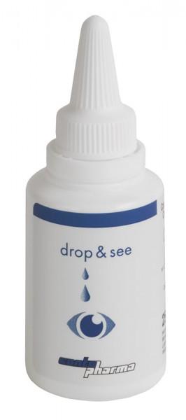 CONTOPHARMA Comfort Lösung drop&see Fl 25 ml