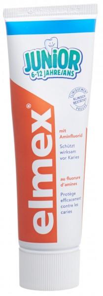 ELMEX Junior Zahnpasta Tb 75 ml