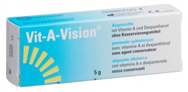 VIT-A-VISION Augensalbe Tb 5 g