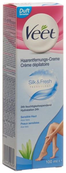 VEET Haarentfernungs Creme sensible Haut 100 ml