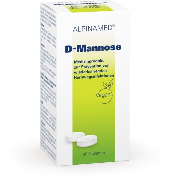 ALPINAMED D-Mannose Tabl 60 Stk