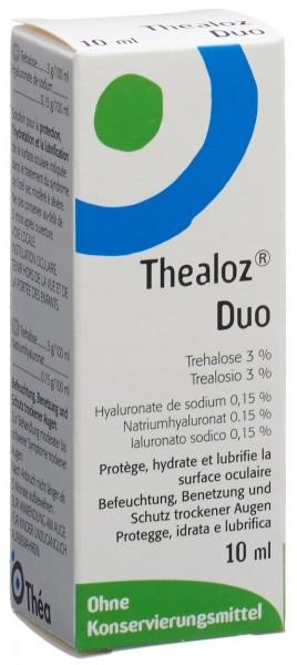 THEALOZ Duo Gtt Opht 10 ml