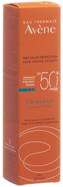 AVENE SUN Cleanance Sonne SPF50+ 50 ml