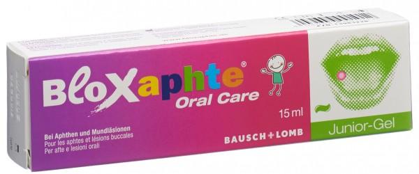 BLOXAPHTE Oral Care Junior Gel Tb 15 ml