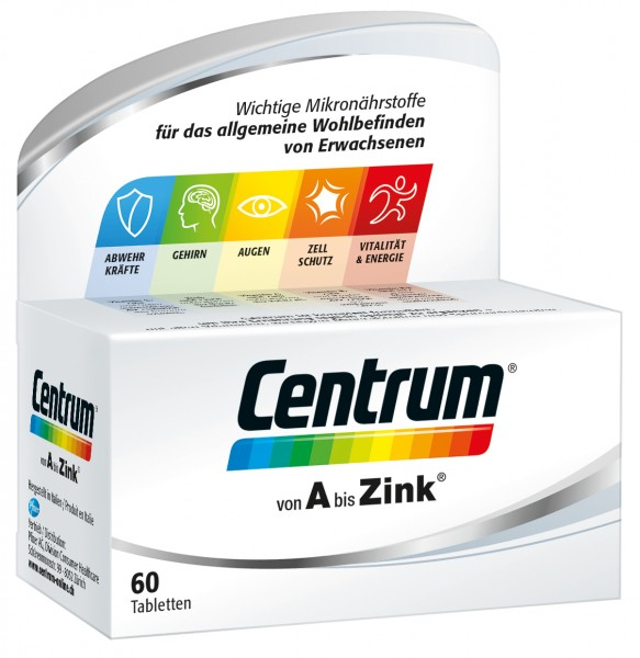 CENTRUM Tabl 100 Stk