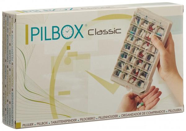 PILBOX Classic Medikamentenspender DE/FR