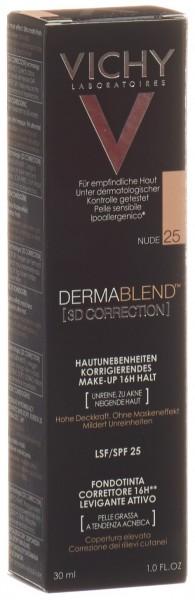 VICHY Dermablend 3D Korrektion 25 30 ml