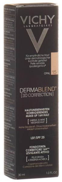 VICHY Dermablend 3D Korrektion 15 30 ml