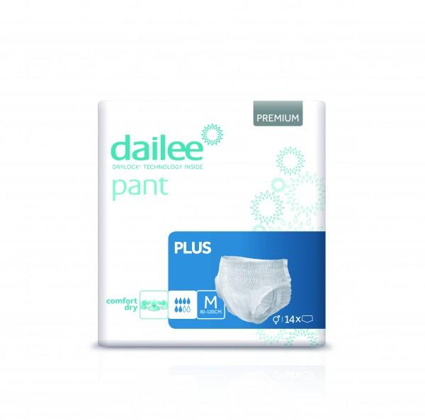 Dailee Pant Premium Plus M à 14 Stk.