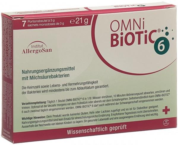 OMNI-BIOTIC 6 Plv 7 Btl 3 g