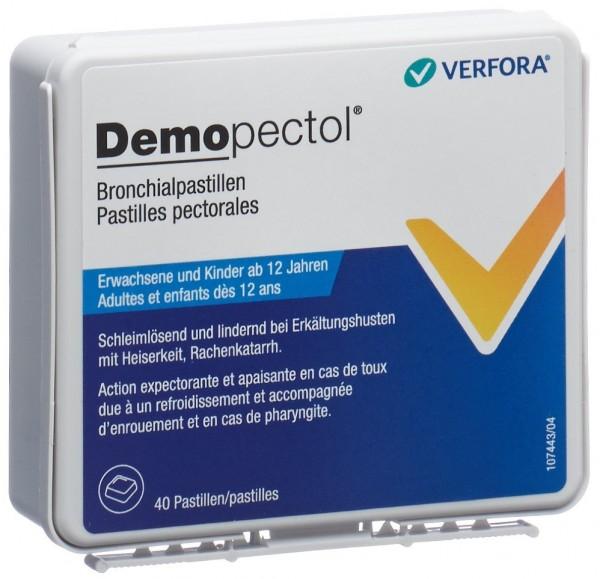 DEMOPECTOL Bronchialpastillen neue Formel 40 Stk