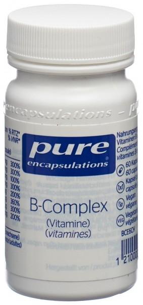 PURE B-Complex Kaps Ds 60 Stk