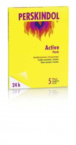 PERSKINDOL Active Patch 5 Stk