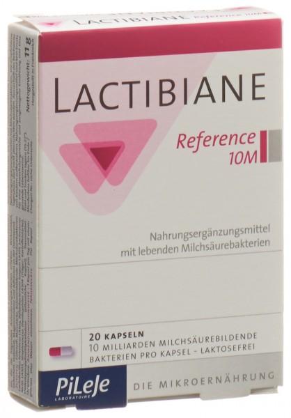 LACTIBIANE Reference 10M Kaps 20 Stk