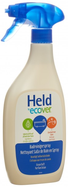 HELD BY ECOVER Badreiniger Spray 500 ml